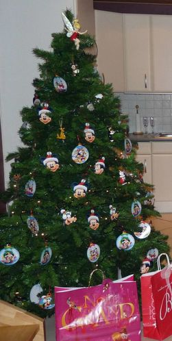 "Connu Idée Sapin 8 : "" Le Sapin Mickey"" - i-love-noel.over-blog.com HH29"