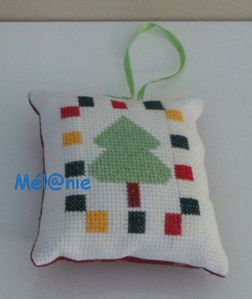 N° 10 coussin