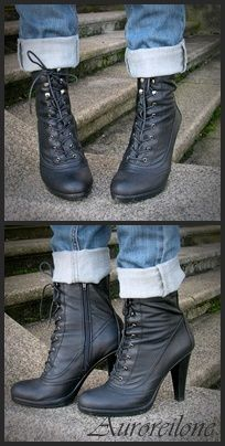 Boots London Rebelle