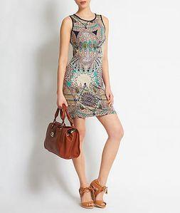 robe imprimée etam 29.95