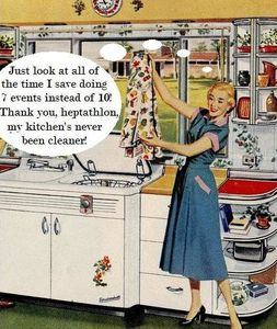 vintage kitchen heptathlon promo
