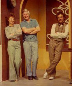 Tony, Pat et sylvester mccoy