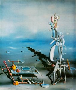 ( Yves Tanguy)