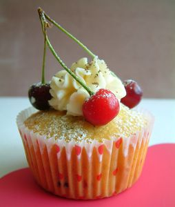 Cupcakes Fruits Rouges-1