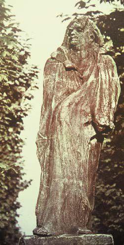 02 - Rodin Auguste - Monument à Balzac - 1891-1899