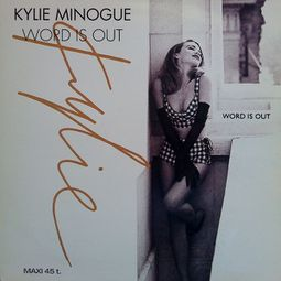 Kylie Minogue - Word is out M45T