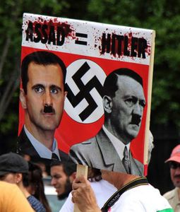 assad = hitler.jpeg