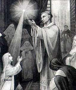 Imelda Lambertini : 12 mai. Sainte Patronne des Premiers Communiants.