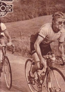 R-Robic colomb 1952 miroir sprint