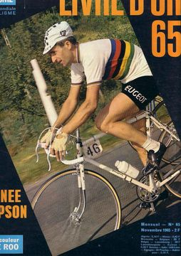 R Tom Simpson Miroir 65
