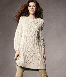 robe maille hm 59.95