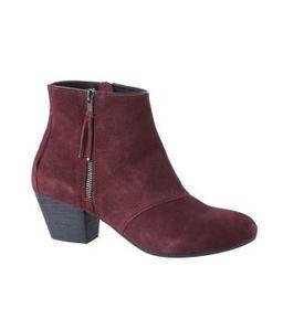 boots-toucher-nubuck-2-zips-bordeaux-promod 59.95