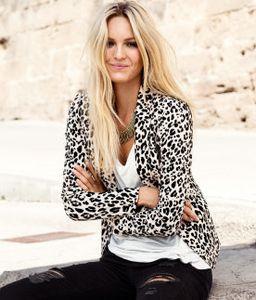 blazer léopard hm 29.90