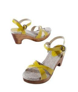 sandales-a--brides-vernies-jaune-2promod 44.95