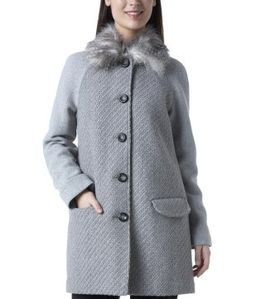 manteau-tweede-et-moumoute-gris-chine-clair-314961 photo