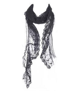 foulard dentelle et paillettes camaieu 14,95 €
