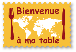 logo Bienvenue a ma table