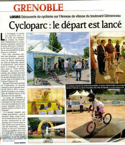 Scale article Dauphiné 08-05-11