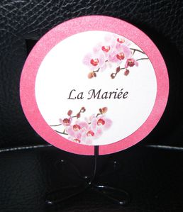 MARQUE-PLACE ORCHIDEE