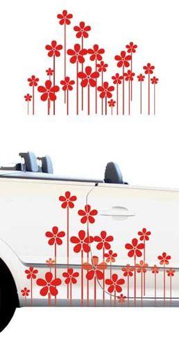 sticker-floraison