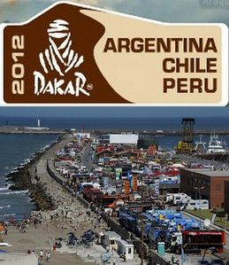 Dakar 2012-mar- del-Plata-photo-montage-la-verification-tec