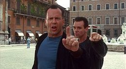 bruce willis - hudson hawk