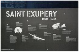 Musee Air Espace Le Bourget Saint Exupery