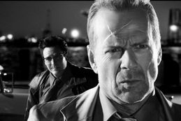 bruce willis - sin city