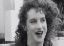 Kathy Griffin In Julie Brown's Madonna Parody