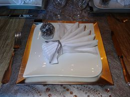 noel 2012 assiette