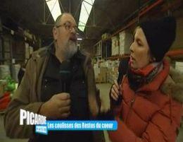 FR3 Picardie Matin Restos du Coeur Beauvais 05