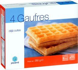 4 gaufres pack Picard-e3358