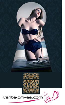 Maison close sur vente priv e coquine messaline - Vente privee maison close ...