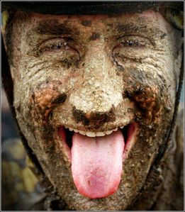 mountain bike mud