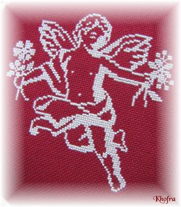 Tour à bijoux-Ange détail-a