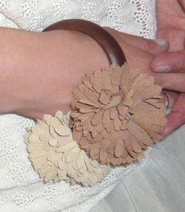 braceletfleurs