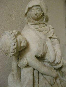 Dijon - Vierge de Pitié, dite de St-Bénigne (5)