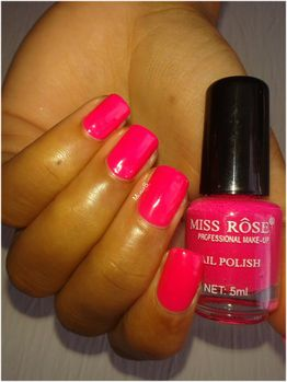 miss rose fluo