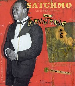 Satchmo, cover