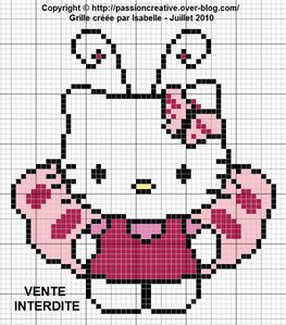 Hello Kitty Papillon