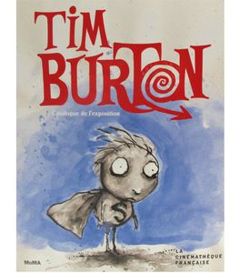 tim burton catalogue expo