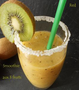 smoothie aux 3 fruits22