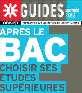 GUIDE BAC Rentree 2012