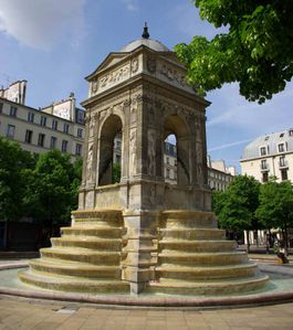 Fontaine des Innocents IMGP6653