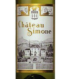 Château Simone blanc 2009