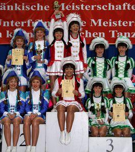 UfrTurnierJunior 01 Siegerehrung Marschtanz 01