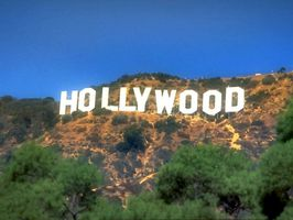 CALIFORNIE Hollywood
