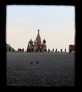 russie moscou place rouge 1