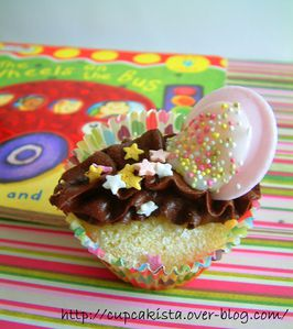 Cupcakes Back to School-2