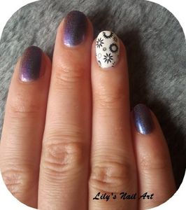 EP Accross accent nail1